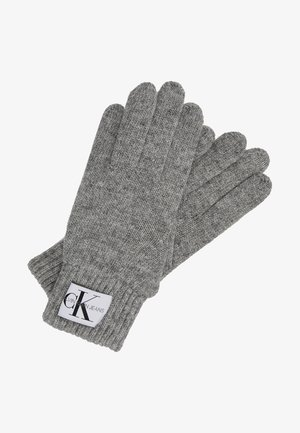 BASIC WOMEN GLOVES - Gants - grey