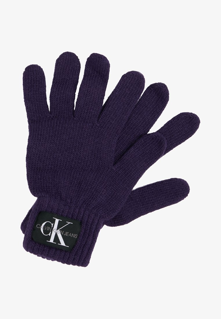 Calvin Klein Jeans - BASIC WOMEN GLOVES - Rukavice - purple