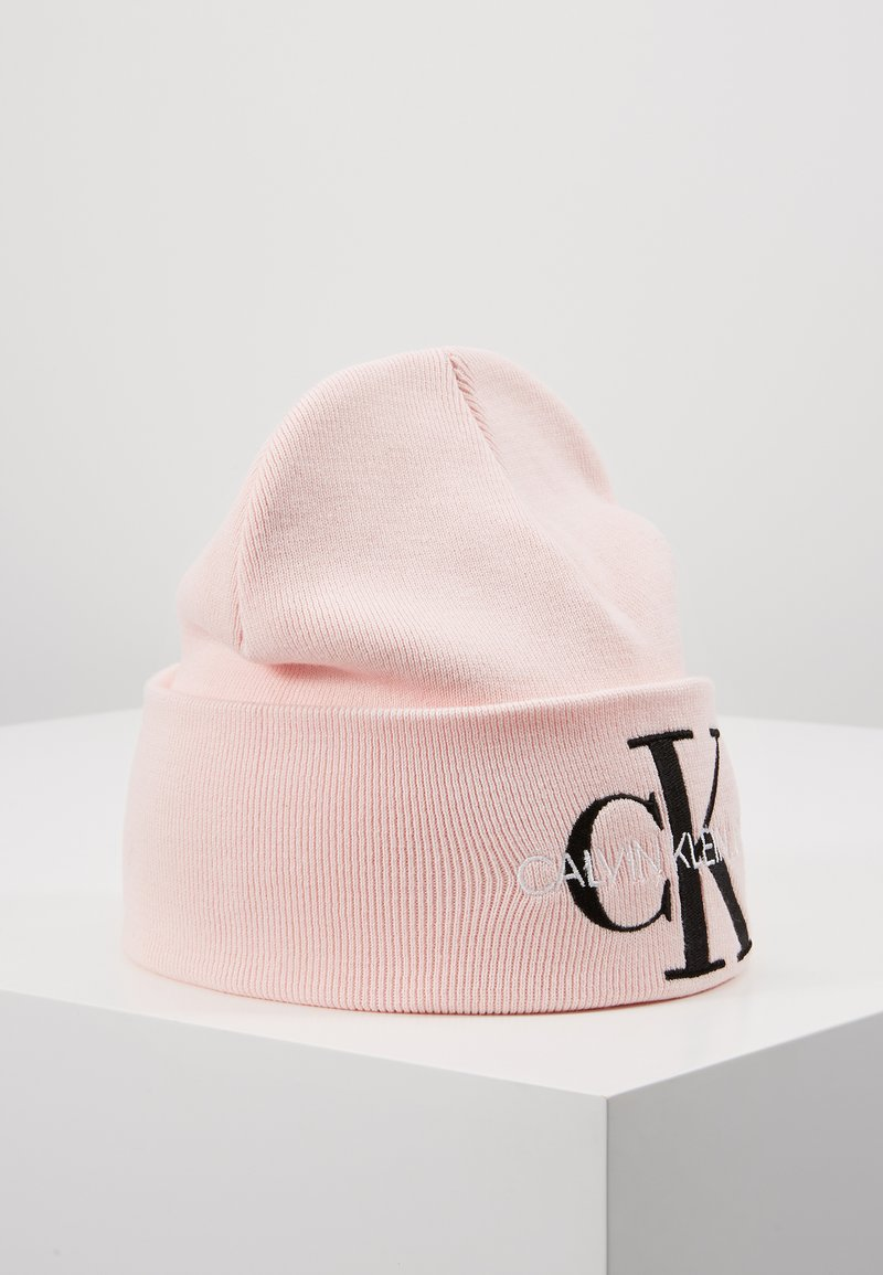 Calvin Klein Jeans - BASIC WOMEN BEANIE - Muts - pink