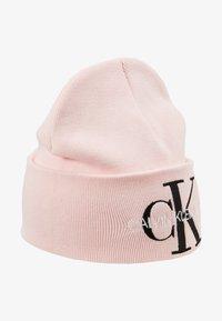 Calvin Klein Jeans - BASIC WOMEN BEANIE - Muts - pink - 3