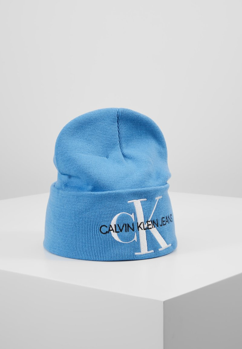Calvin Klein Jeans - BASIC WOMEN BEANIE - Bonnet - blue