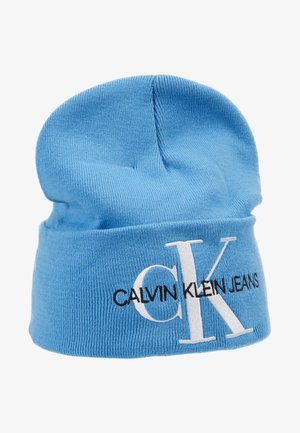 BASIC WOMEN BEANIE - Gorro - blue