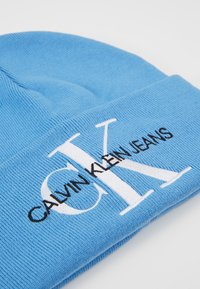 Calvin Klein Jeans - BASIC WOMEN BEANIE - Bonnet - blue - 4