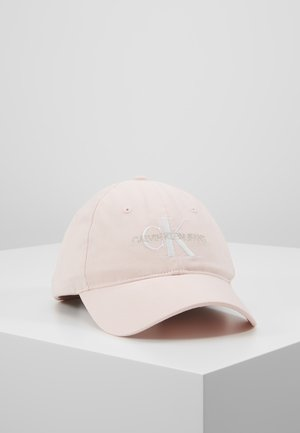 MONOGRAM WITH EMBROIDERY - Cappellino - pink