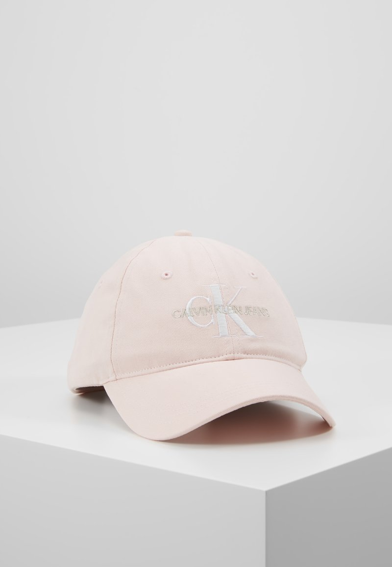 Calvin Klein Jeans - MONOGRAM WITH EMBROIDERY - Caps - pink