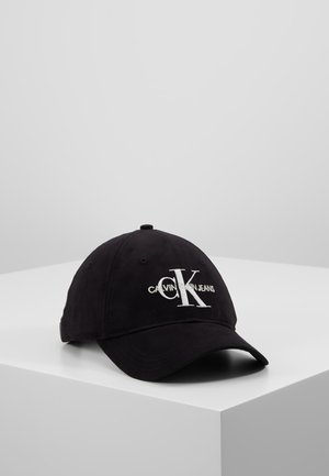 MONOGRAM WITH EMBROIDERY - Cap - black