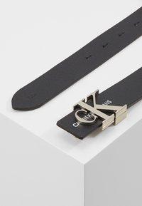 Calvin Klein Jeans - GYM CLASS MONO 30MM - Pásek - black - 3