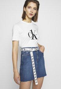 Calvin Klein Jeans - Belt - white - 1
