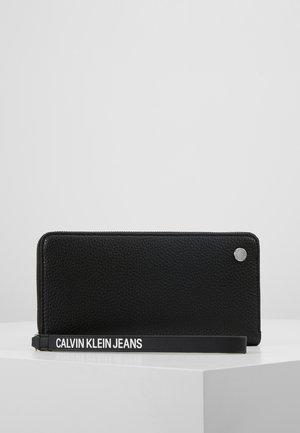 BANNER ZIPAROUND - Geldbörse - black