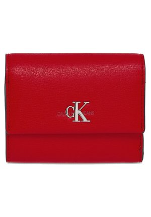 MED TRIFOLD - Wallet - red