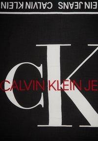 Calvin Klein Jeans - I LOVE SCARF - Šátek - black - 2