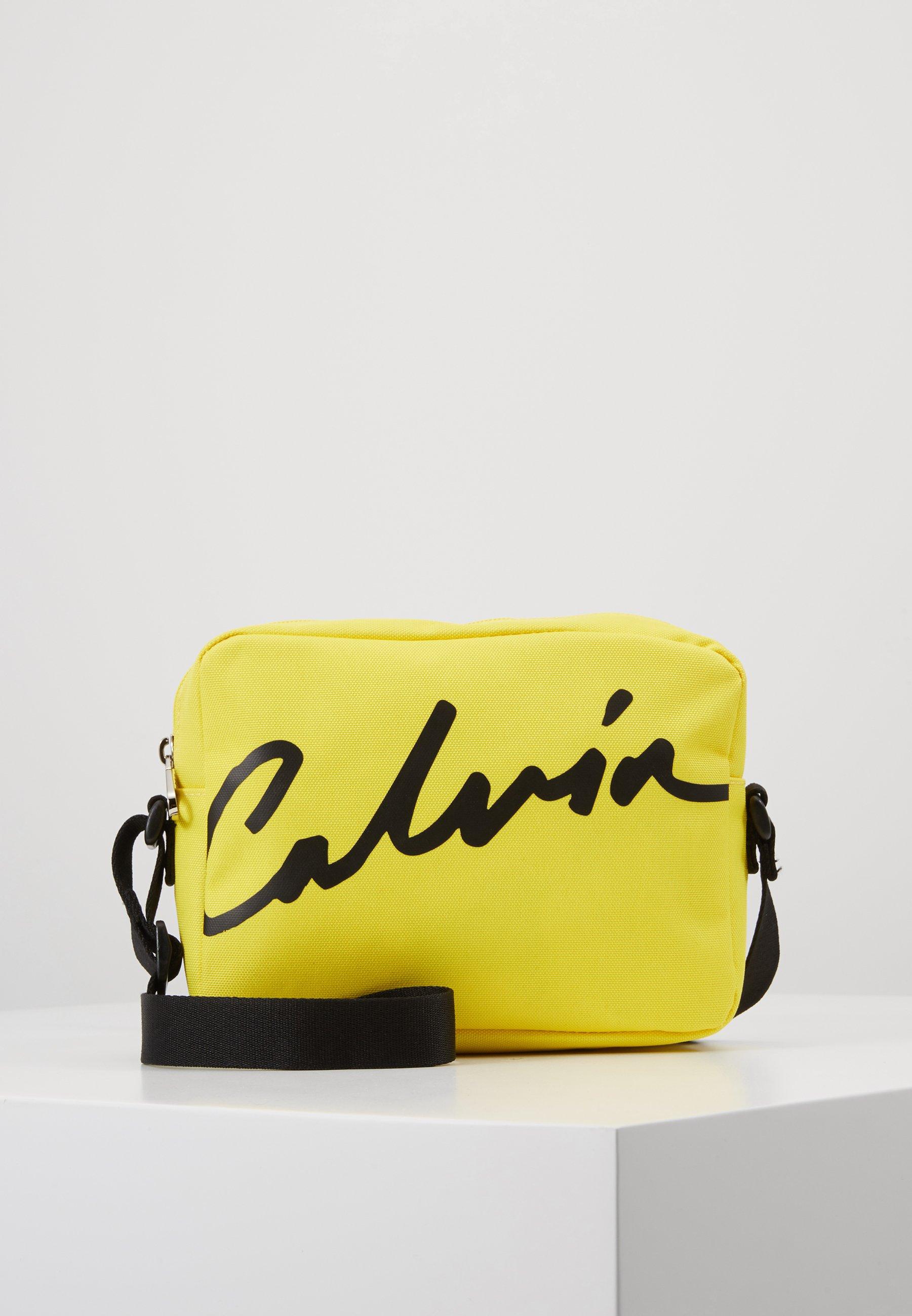 Calvin Klein Jeans Ckj Sport Essentials Camera Bag - Torba Na Ramię Yellow