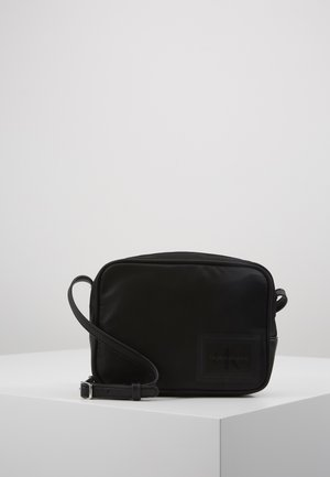 SLEEK BAG - Sac bandoulière - black