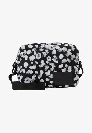 CKJ SPORT ESSENTIALS CAMERA FLOR - Sac bandoulière - black