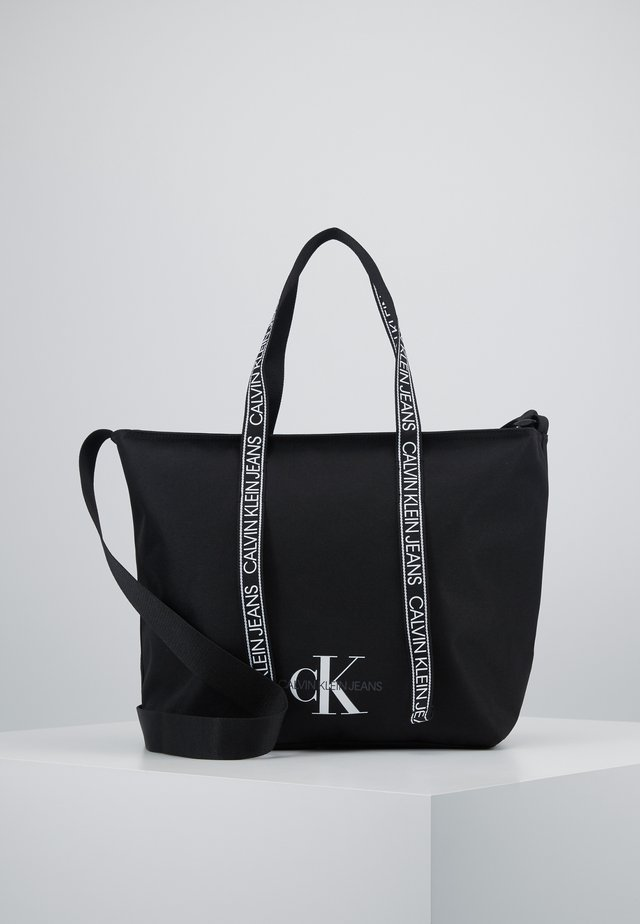 SHOPPER - Shopping bag - black