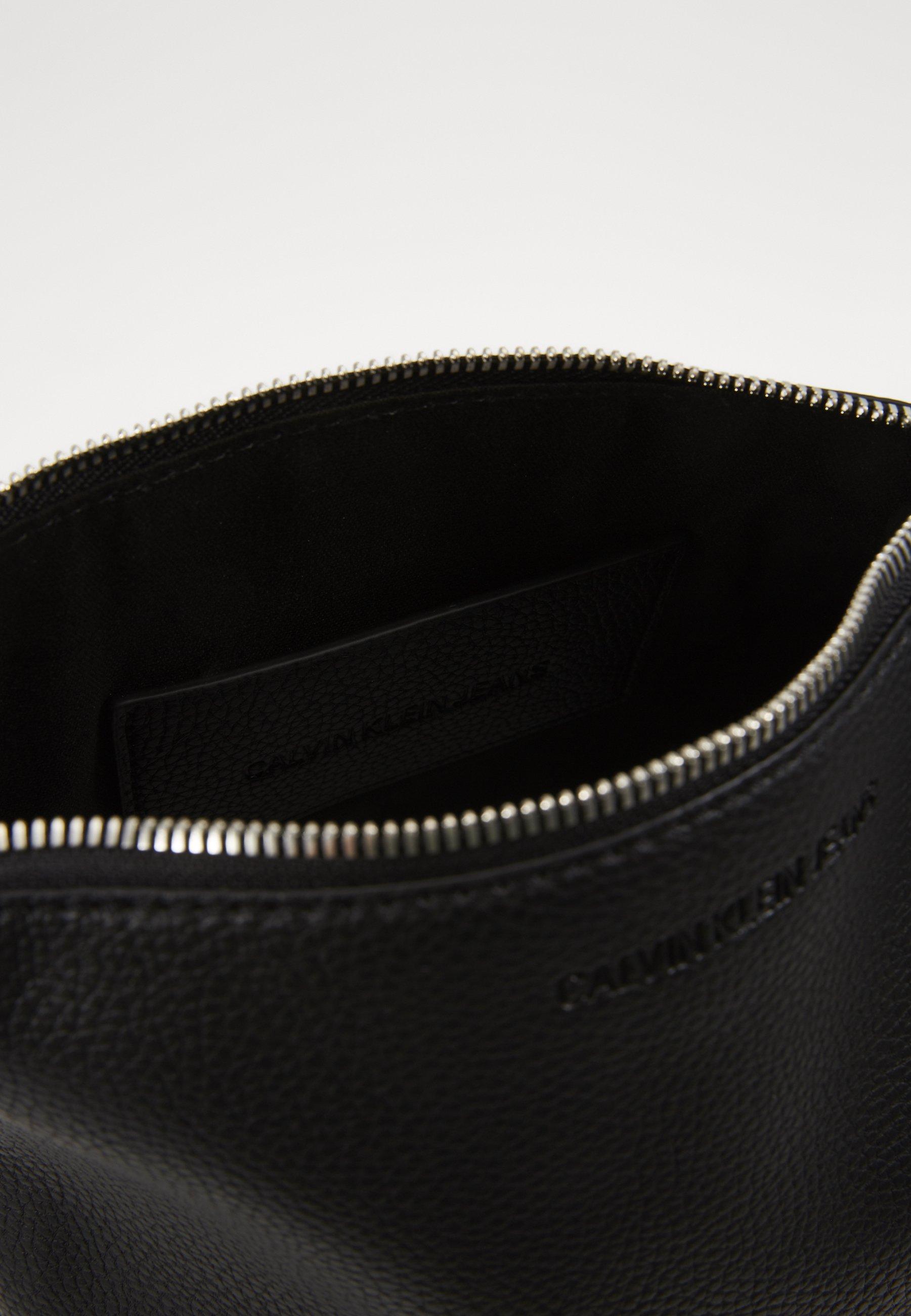 Calvin Klein Jeans Mini Bucket Python - Borsa A Tracolla Black piHEB