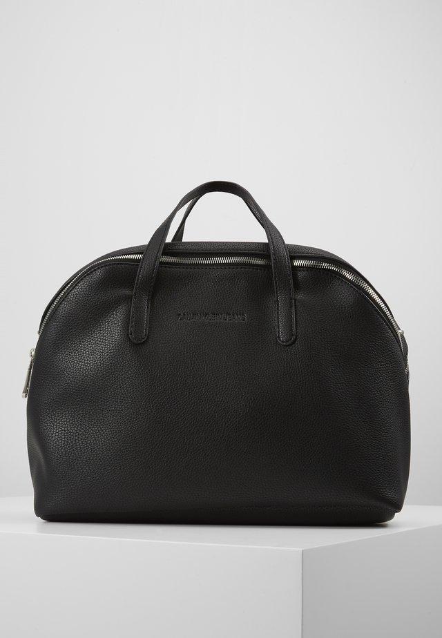 DUFFLE - Handtasche - black
