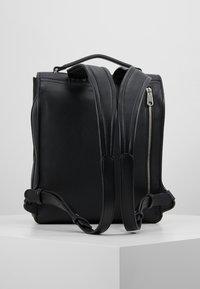 Calvin Klein Jeans - SCULPTED FLAP - Zaino - black - 2
