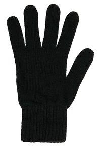 Calvin Klein Jeans - BASIC GLOVES - Fingervantar - black - 2