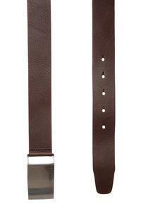 Calvin Klein Jeans - MINO - Pásek - dark brown - 2