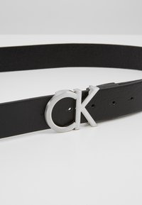 Calvin Klein - BUCKLE BELT - Ceinture - black