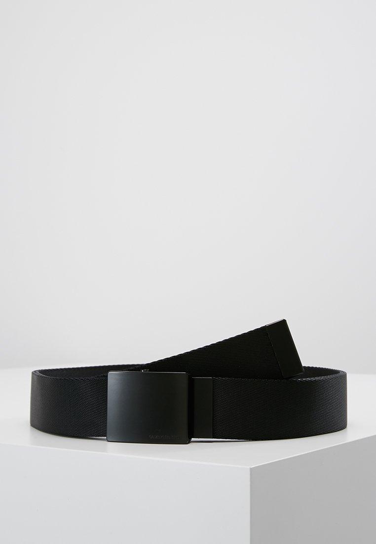 Calvin Klein Jeans - MILITARY BELT - Riem - black