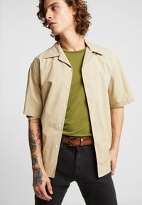 Calvin Klein Jeans - CLASSIC BELT - Pasek - brown - 1
