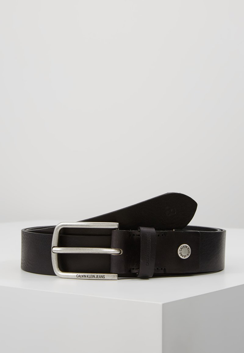 Calvin Klein Jeans - BELT - Cintura - black