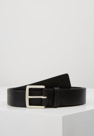 CLASSIC BELT - Cintura - black