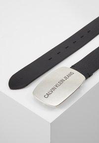 Calvin Klein Jeans - DALLAS BELT - Belte - black - 2