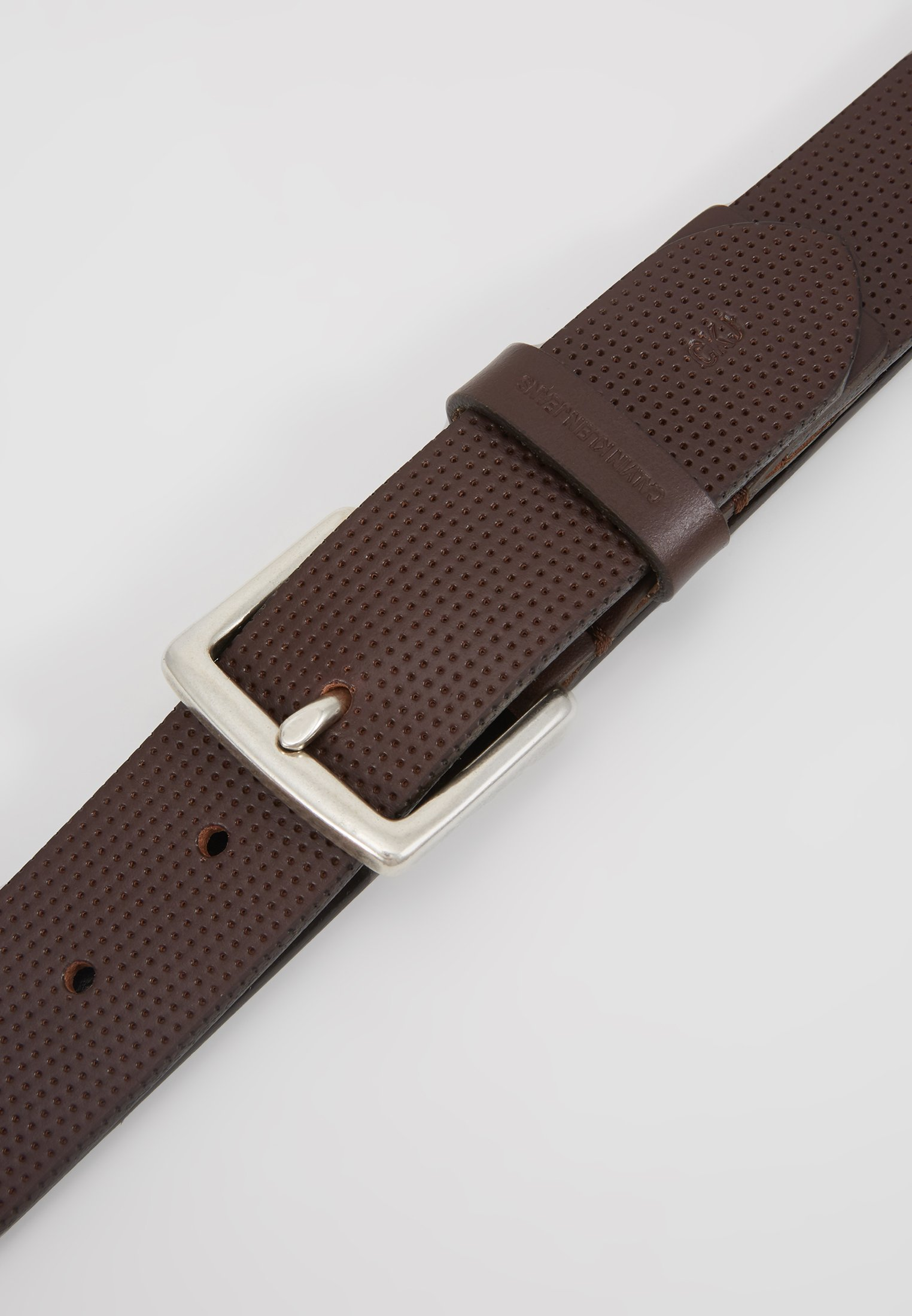 Calvin Klein Jeans ADJUSTABLE BELT - Bælter - brown