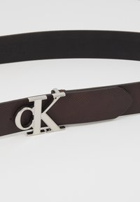 Calvin Klein Jeans - GYM CLASS MONOGRAM 35MM - Belt - brown - 2