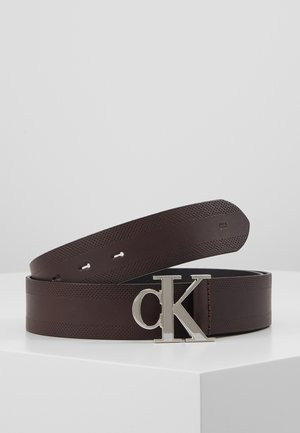 GYM CLASS MONOGRAM 35MM - Cintura - brown