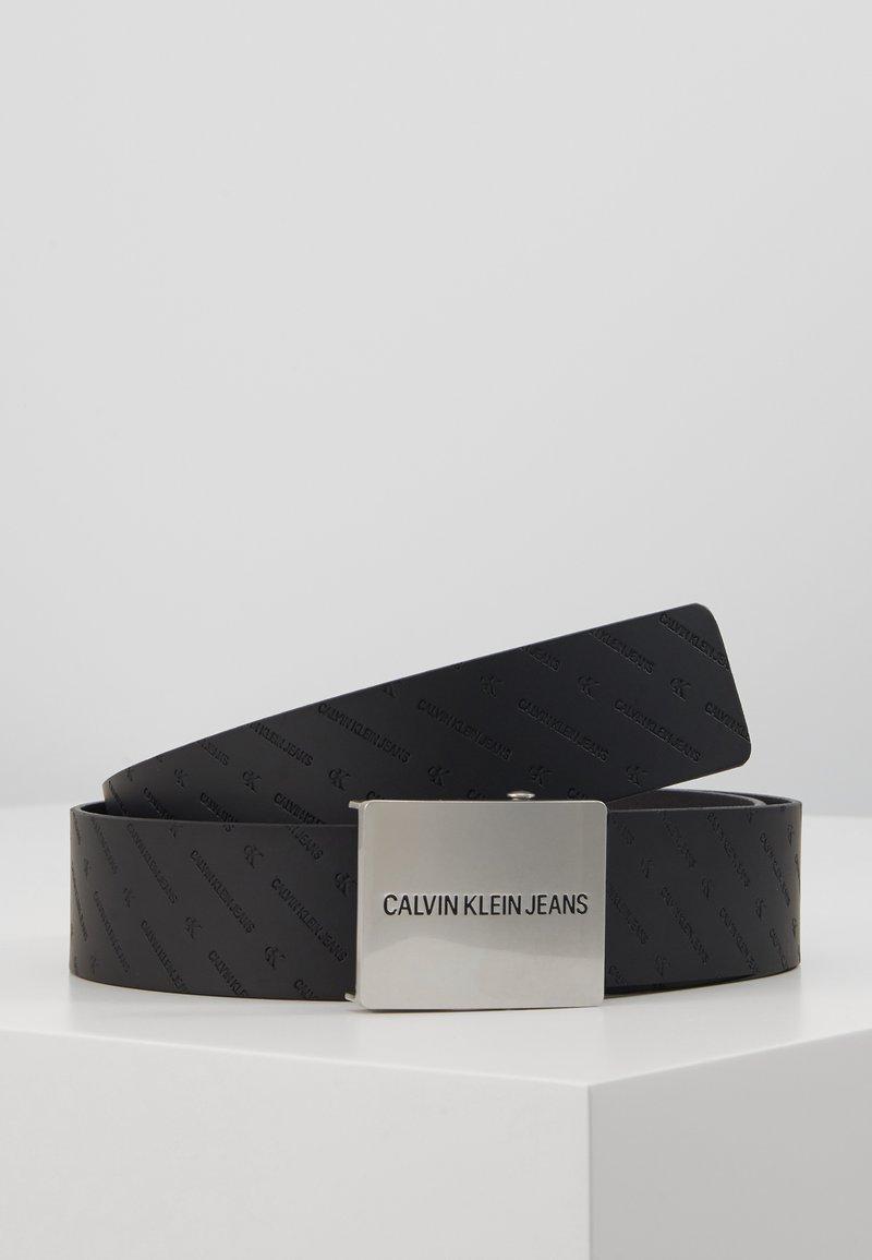Calvin Klein Jeans - UNIFORM  - Vyö - black