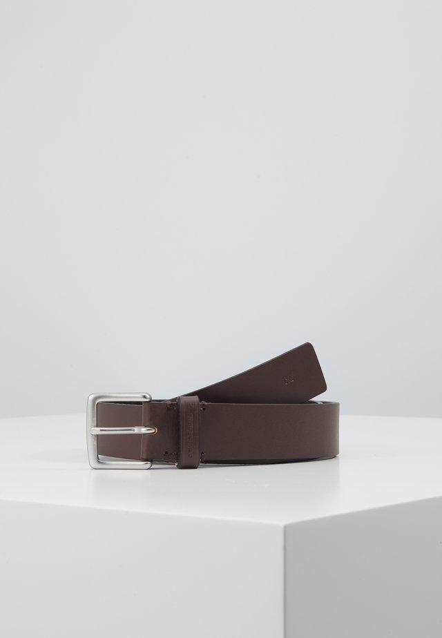 CLASSIC - Bælter - brown