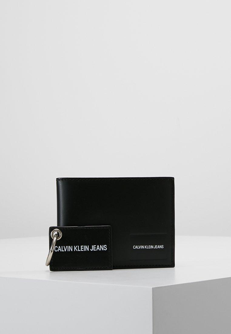 Calvin Klein Jeans - COATED GIFTBOX SET - Portemonnee - black