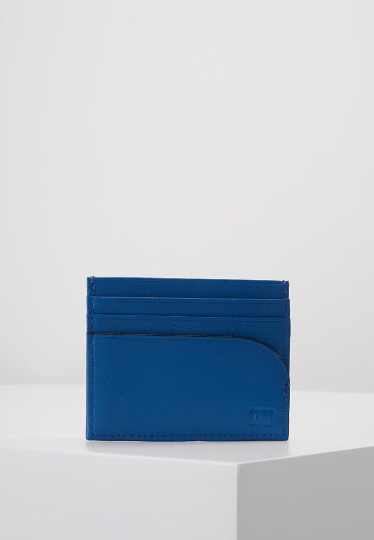 Calvin Klein Jeans - UTILITY CARDHOLDER - Geldbörse - blue