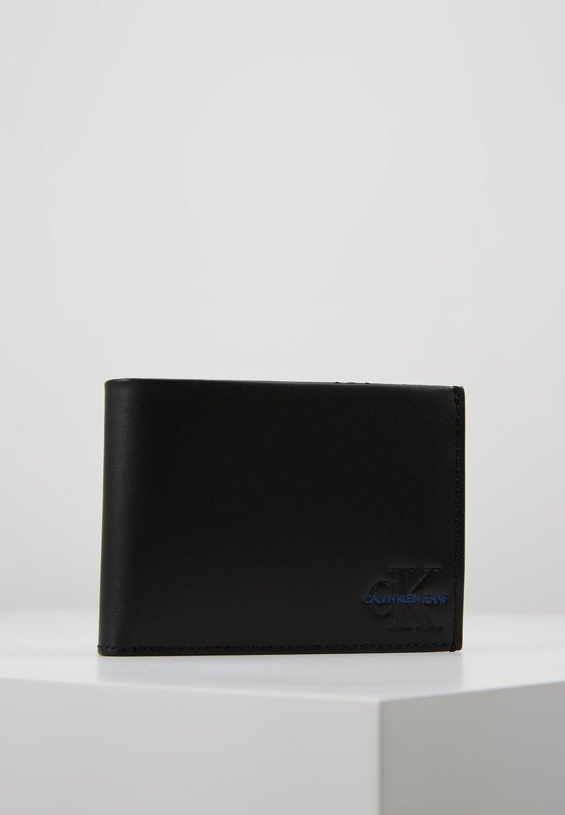 Calvin Klein Jeans - UNDERCOVER BILLFOLD COIN - Portfel - black