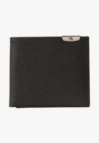 Calvin Klein Jeans - CKJ MICRO PEBBLE BIFOLD W/C - Wallet - black - 1