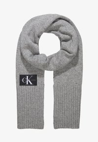 Calvin Klein Jeans - BASIC SCARF - Scarf - grey - 1
