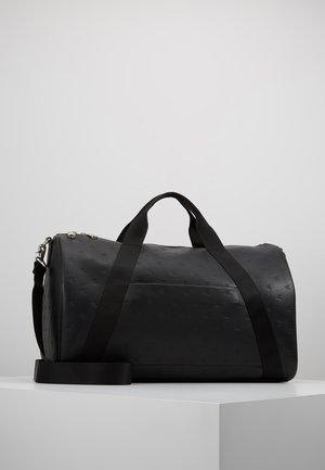 SMOOTH ESSENTIALS MONODUFFLE - Weekend bag - black