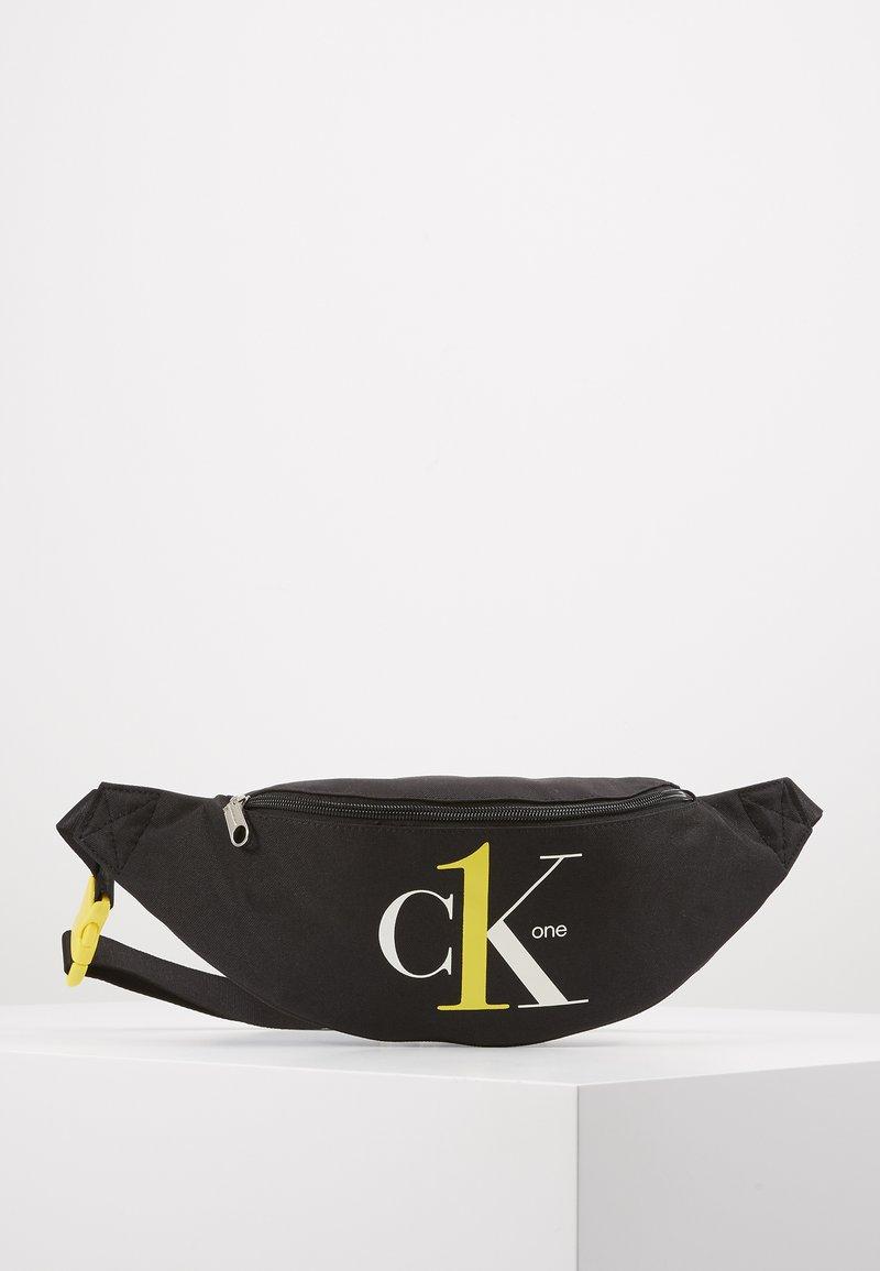 Calvin Klein Jeans - STREETPACK - Heuptas - black