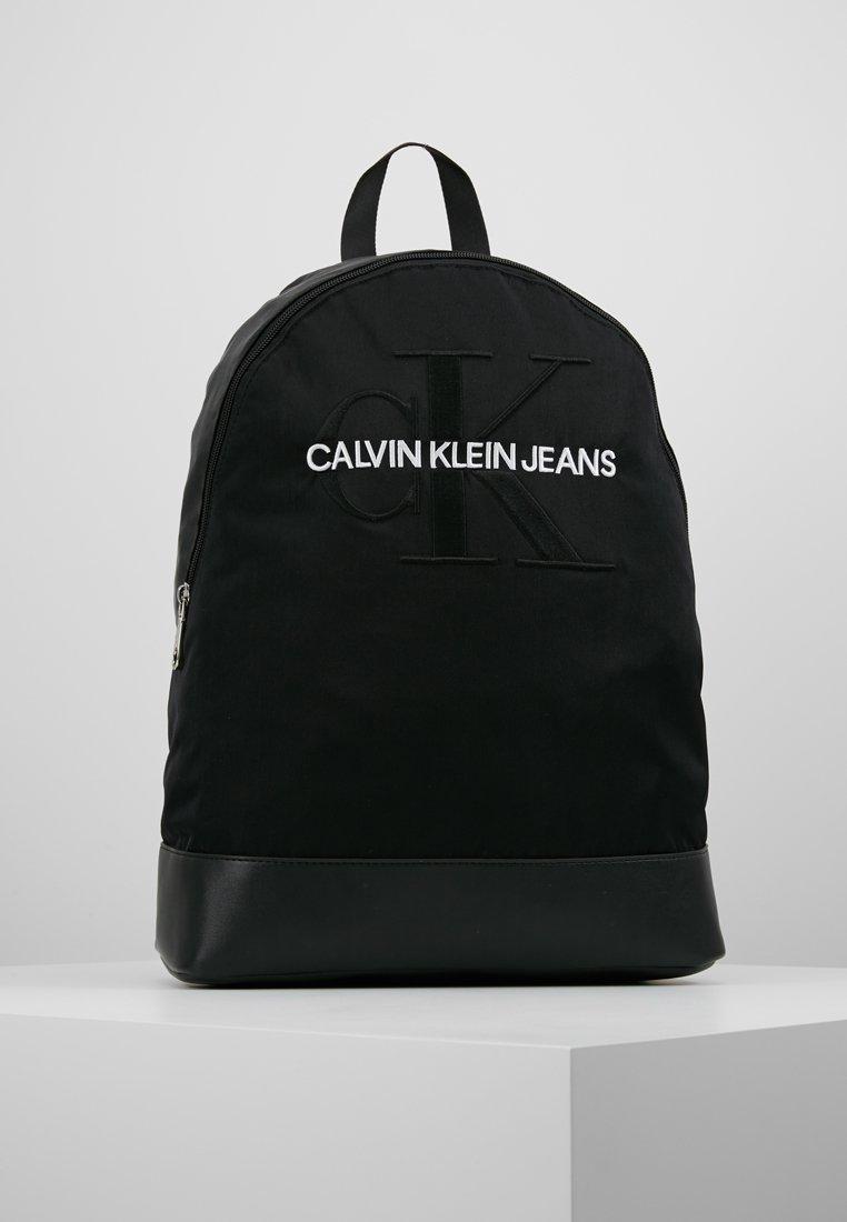 Calvin Klein Jeans - MONOGRAM POCKET - Rucksack - black