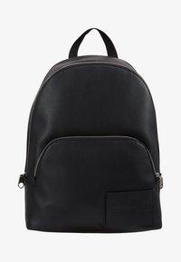 Calvin Klein Jeans - MICRO PEBBLE CAMPUS  - Reppu - black - 1