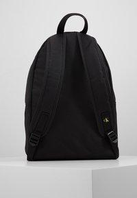Calvin Klein Jeans - CAMPUS - Sac à dos - black - 6