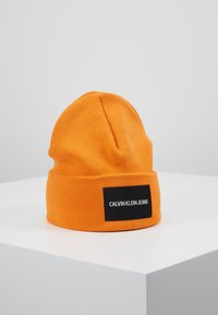 Calvin Klein Jeans - BEANIE - Bonnet - orange - 0