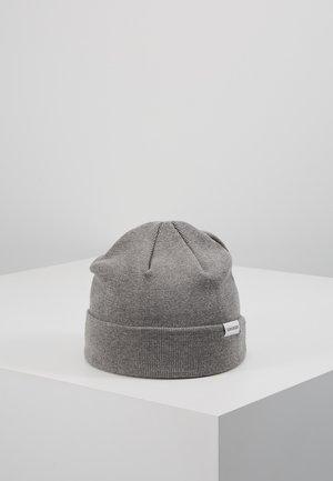 WATCH BEANIE - Bonnet - grey