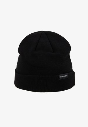 WATCH BEANIE - Czapka - black