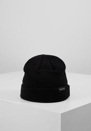 WATCH BEANIE - Bonnet - black