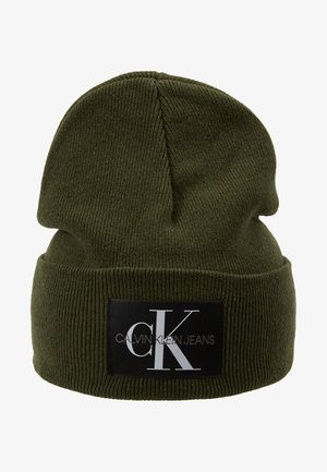 BASIC MEN BEANIE - Pipo - green